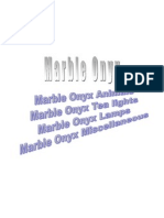 Marble Onyx