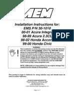 10-1010 for EMS - 30-1010