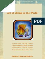 Art of Living in This World v2 -  Swami Ramsukdas ji