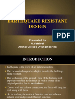 3.Earthquake Resistant