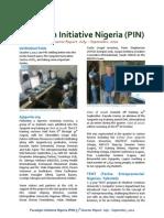 PIN Q3 2012 Report