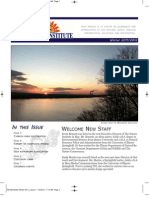 Newsletter for The Nature Institute