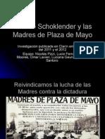 2-Daniel Santoro El Caso Schoklender y Las Madres de Plaza de Mayo