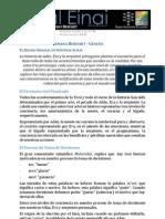 01-GalEinaiEcuador-Bereshit 5773-12-10-2012