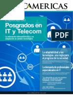 Revista Educamericas Septiembre 2012, Edición 10