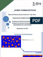 Emulsiones II 2012