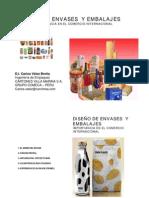 Diseno de Envases y Embalajes Importancia en El Comercio Internacional