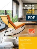 Gus* Modern | Spring 2013 Collection | Modern Furniture Made Simple