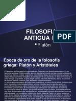 FILOSOFÍA ANTIGUA III