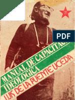 Manual de Capacitacion Ideologica