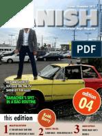 Revista - Vanish Magazine Nº 4