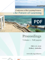 ICLS2012 Proceedings Vol 1 2012