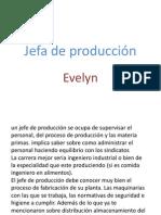 Jefa de producción