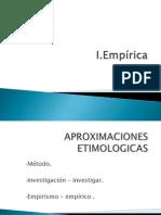 4. INVESTIGACIÓN EMPÍRICA Grupo III