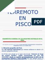 Sismo Pisco
