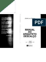3265481 Manual Do Arquiteto Descalco