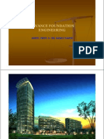 Advance Foundation Engineering Design Principles
