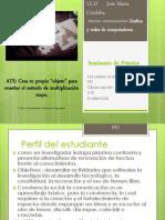 desarrollo de la ATE