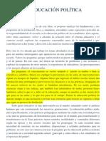 laeducacionpolitica Isabelino Siede[1]