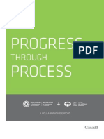 Progress through Process