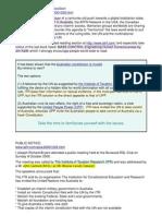 Australian Constitution - Education