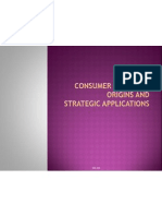 1. Intro to Consumer Behavior