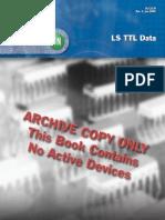 LS TTL Data