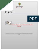 Guía 2. Magnitudes y Unidades de Medidas Físicas