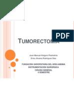 Tumorectomía