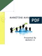 Manju. Custmr Profitabiliy