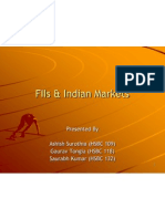 FIIs & Indian Markets v1.2