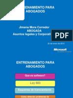 Derecho Software