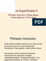 Micosis Superficiales II