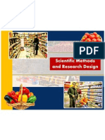 Scientific Method and Research Design