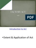 Indian Factories Act
