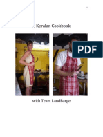 A Kerala Cookbook