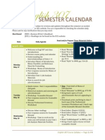 Business Writing Syllabus - Summer 2010