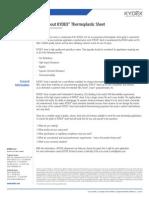KYDEX TB 100-A GeneralInformation 061412