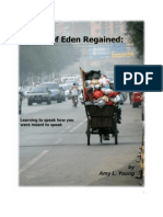 Signs of Eden Regained (E-reader)