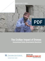 The Civilian Impact of Drones