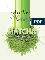 The Mother of All Green Tea