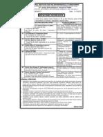 Notification NIOH Various Vacancies