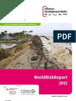 World Risk Report 2012 PDF