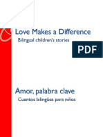 Amor, Palabra Clave - Love Makes a Difference