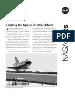 Space Shuttle Orbiter Landing