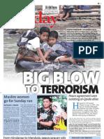 Manila Standard Today -- Sunday (October 14, 2012) issue