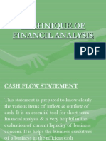 Cash Flow and Fund Flow Statment