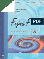 Cartea de Fizica Clasa a 11 A