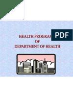 Doh Programs Presentation IV f