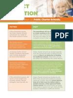 Charter Schools FactVsFiction-V5
